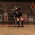 #小公举舞团#BLACKPINK《玩火》情侣舞蹈版本😍😍#舞蹈#微信公众号【韩流小公举】上会有特别版😘