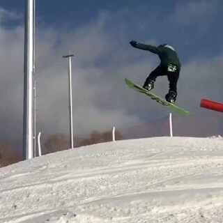 滑雪真的是让人停不下来來😱❤😝