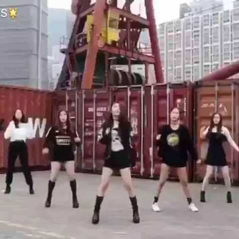 【STARIES🌟美拍】Staries早前拍的舞蹈Cover片 登...