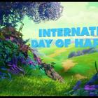 亲,你幸福吗?现在,蓝精灵乐乐要告诉你的就是:只要团结一致,我们就可以使世界成为一个更加快乐的地方!从今天起到3月20日国际幸福日,乐乐和他的小伙伴们邀请所有人帮助推动实现联合国设立的17项可持续发展目标。
