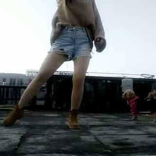 #boom clap##敏雅舞蹈##爵士舞蹈#很久不跳舞,都不会了@美拍小助手