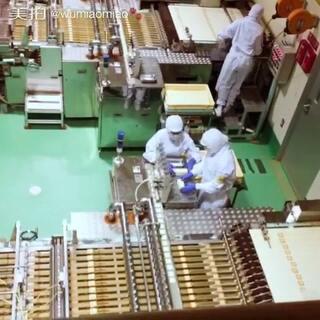 #北海道旅行##白色恋人巧克力工厂#
