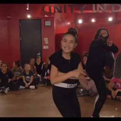 Caroline - Amine' #舞蹈# Willdabeast__ 、ervintangco Choreography 【微博美拍同名:I_AM_Dancer】