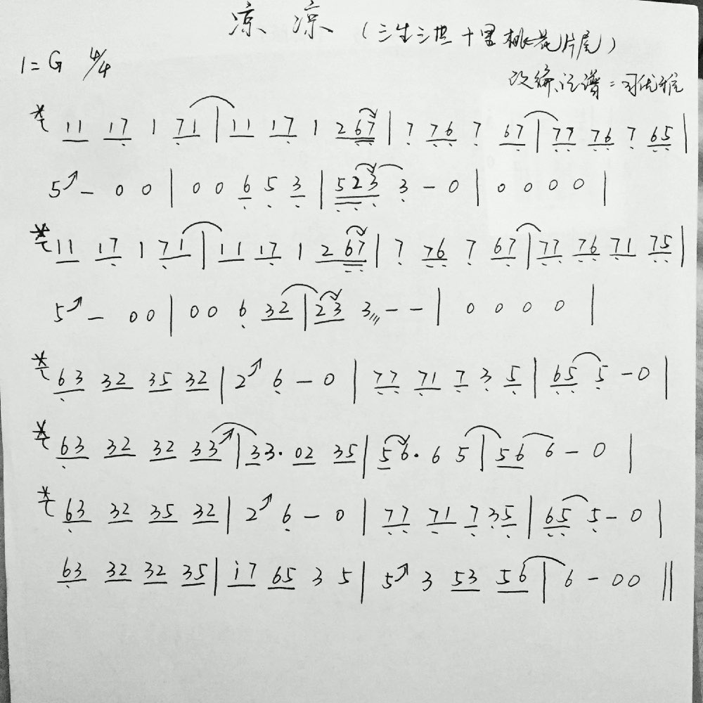 02-19 21:17                     #古筝# #三生三世十里桃花# #凉图片