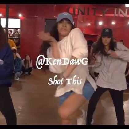 """""SLIPPERY"" - Migos #舞蹈# Nicole Kirkland Choreography"" 【微博美拍同名:I_AM_Dancer】"