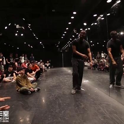 北京嘉禾舞社 2017年Popin Pete Workshop Part2 | 想学最好看最流行的舞蹈就来嘉禾舞蹈工作室。报名热线:400-677-8696。微信账号zahaclub。网站:http://www.jiahewushe.com