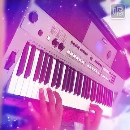 电子琴弹奏《北京金山上》,藏歌,
