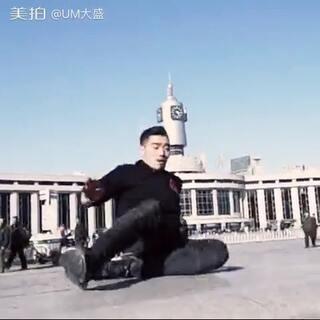 喜欢一气呵成的赶脚#跑酷##城市猴子跑酷##天津之眼#