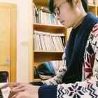 在水一方 邓丽君 钢琴 即兴#自拍##音乐##最忆邓丽君#