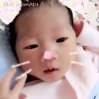 #宝宝#宝贝儿出生第九天#自拍#😘