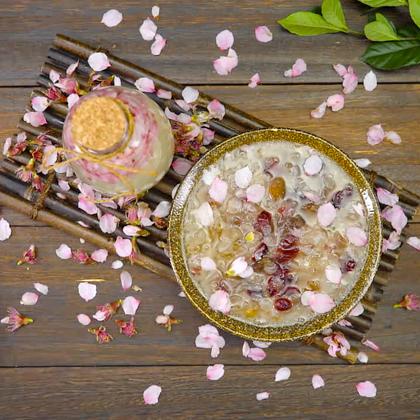 三月桃花时,教你酿出你自己的桃花醉!#魔力美食##美食##淘宝头条亲测节#