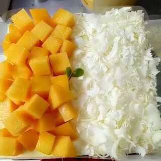 美味的芒果慕斯来了👏👏👏#自制美食##地方美食##美食#美味##美食作业#