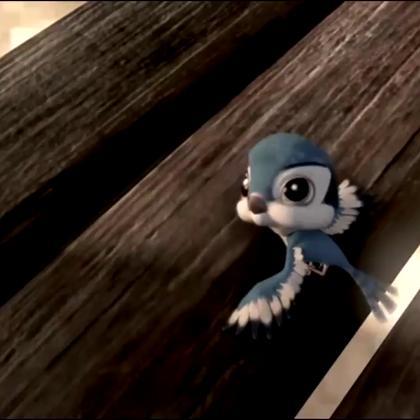 趣味动画短片《初次飞翔》😃😃😃