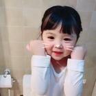 洗完澡🛁就无比兴奋的小猫咪😝😝#宝宝#