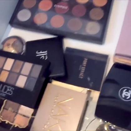 喬喜的化妝品壓克力/鐵架收納+哪裡買?(下) #美妝##化妝品收納##化妝品收藏#