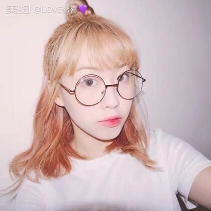 復古圓眼鏡妝容+半丸子頭👋🏻 這週等我的新妝容和髮型教學唷💓✨#美妝#Makeup/Hair Tutorial 🎥
