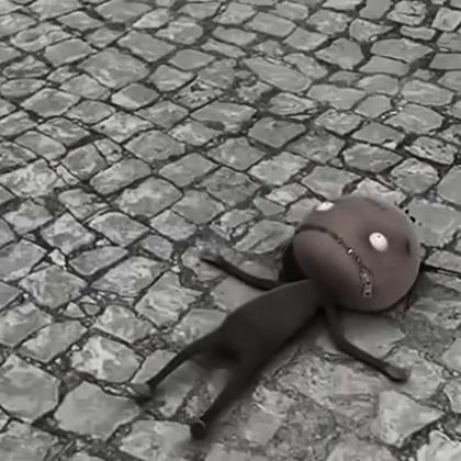 讽刺动画短片《别样的教育》