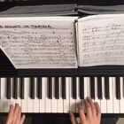 和大家分享两个流行和弦伴奏的小技巧😉#钢琴#