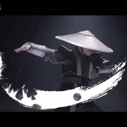 这是目前看过最帅的中国风#舞蹈# 虽然挡住了脸,但可以从潇洒的舞姿看出绝对不是@韩宇531 😂年度最大的舞蹈活动应该上#热门#
