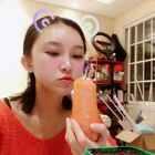 #全民吐爱心#要是这个视频能让大家注意多吃蔬菜的话,那就没有白录呢#热门##吃秀#你们爱吃胡萝卜吗