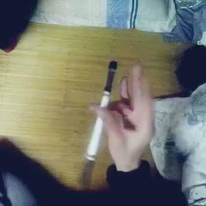 半夜了偷偷转个笔吧😉#转笔#