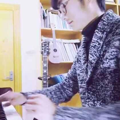 暖暖 梁静茹 钢琴 即兴 尾奏&小星星#音乐##自拍##梁静茹#