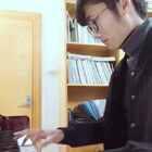 红尘客栈 周杰伦 JAY 钢琴#音乐##自拍##周杰伦#