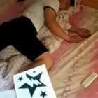 《纹身贴贴脸》 #暴躁的男友##陈俞安的整人日记##我的整人计划#