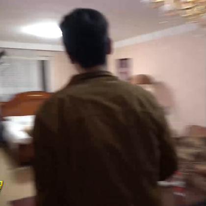 如果老婆跟小三联手仙人跳,你会怎么办?#复二蛋##原创搞笑视频#