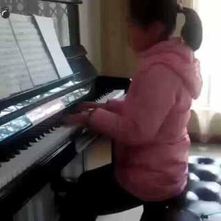 #音乐#鑫鑫#宝宝##钢琴#舒伯特《音乐瞬间》纪录成长😊😇👼