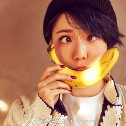 香蕉街拍x吴莫愁