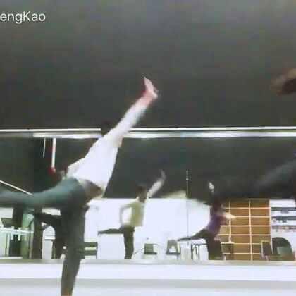 候場舞者日常現代課