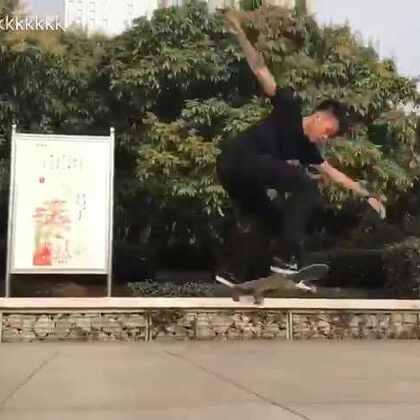 【kk滑板教练美拍】17-04-01 15:45