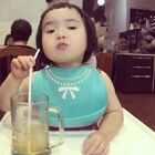 小蛮吃在印尼。#可爱吃货小萌妞##吃货小蛮#
