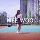 #舞蹈# 🍒Pristin-Wee Woo🍒 上支舞最热评论大家都想看我跳十公主的这首出道曲,今天终于跳了,外面风好大,脸一直是糊的……希望没让你们失望。下支舞跳I'll be yours,怎样?😉#pristin - wee woo#