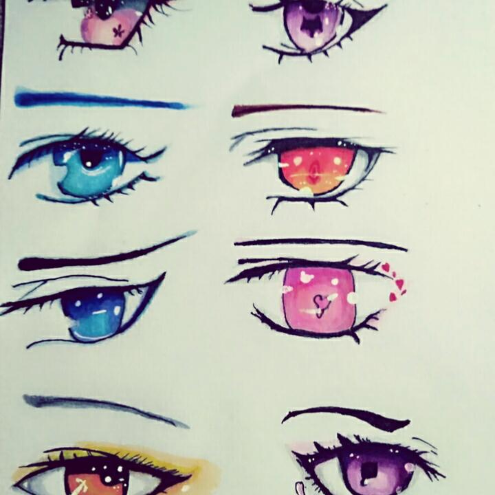 王者荣耀# #王者荣耀眼睛# ,猜得到是哪些英雄的眼睛吗
