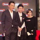 村里的石榴终于见到了刘烨😂真人真是高大英俊帅帅帅😉再mark一下我辉煌的一天哈哈哈哈~更多照片在微博👉https://weibo.com/u/3184619657