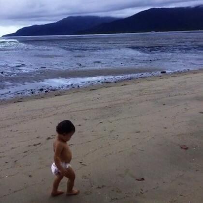 #宝宝#悠闲的裸奔……🏃🏻🏃🏻🏃🏻