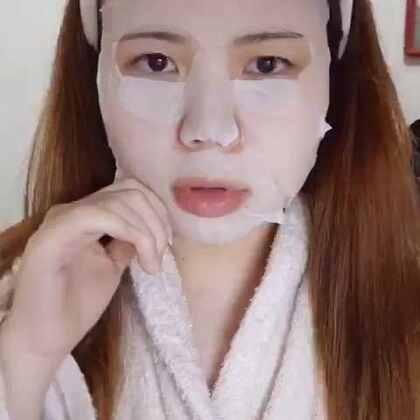 【一个护肤视频】抽两位仙女送猿始人佛手柑蜂皇浆面膜~猴猴用的面膜跟你们分享一下~