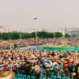 #泼水节#德宏·芒市