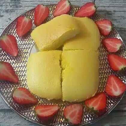 容易学希望大家喜欢 酸奶蛋糕 我爱#美食##我的烘焙食光#