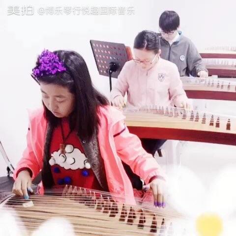 视频视频-音乐琴行悦趣博乐国际的美拍-美拍打雷音乐图片