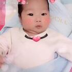 #宝宝##随手美拍#可爱的小妞一个月20天😜