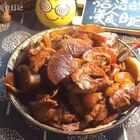 萝卜烩大肉~😋😋😋最下饭的家常菜!#美食##家常菜#