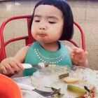 半个月前的。#小蛮吃在印尼#