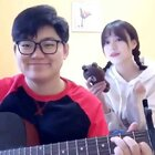 徐老师教萌萌唱歌咯~#女神##音乐#