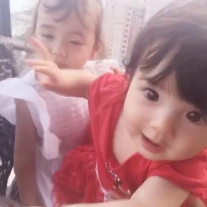 两姐妹#宝宝#