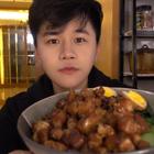 #烤鸡厨房#刚出锅的卤肉饭,你要不要来一碗?新浪微博👉香喷喷的小烤鸡👈#美食#