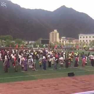 藏东校园广播体操 很有感觉#广播体操#