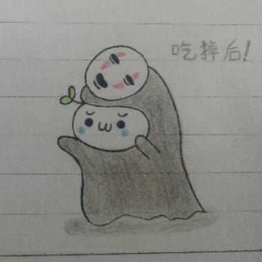好可爱 也是模仿的柚子老师@手绘客~柚子